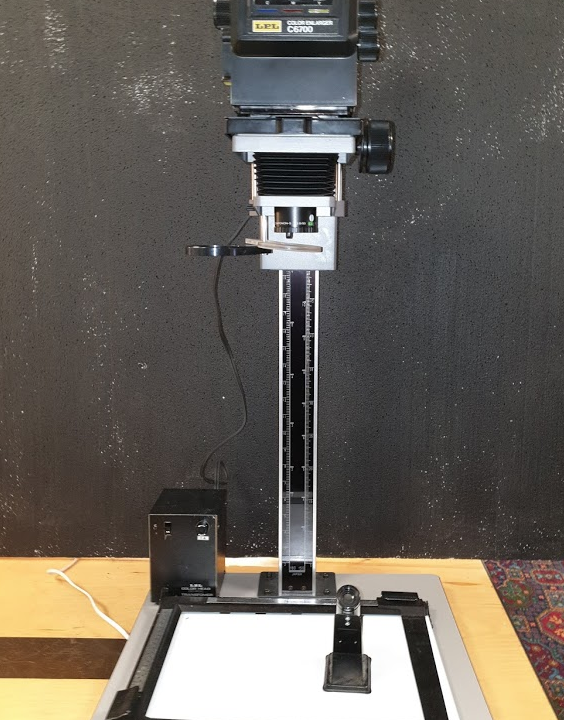 LEL Color Photographic Enlarger C6706