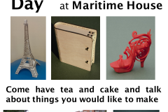 Basingstoke Makerspace - Openday18th May 2019